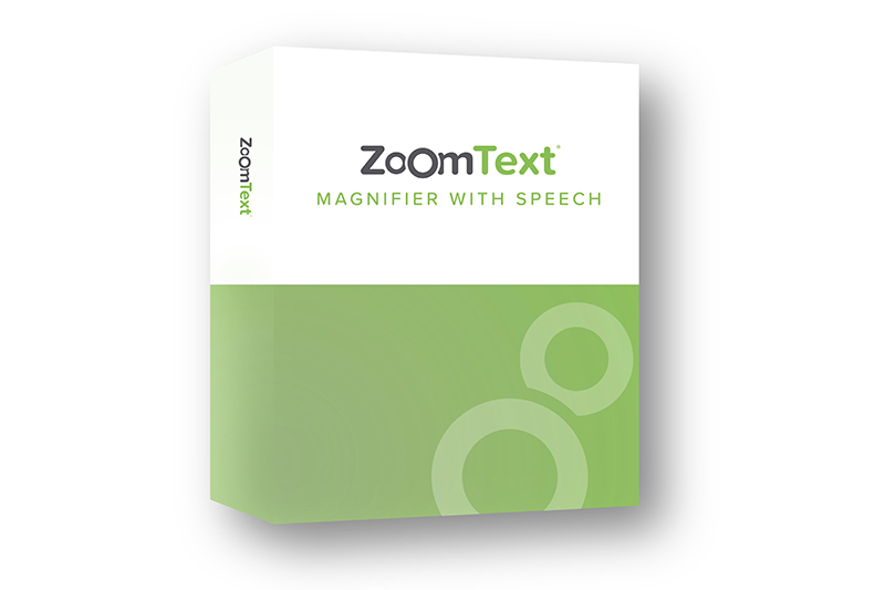 ZoomText Magnifier Reader (International Version)