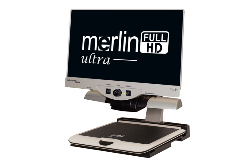 Merlin ultra HD 24""