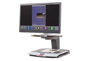 ClearView+ Speech Colour 24-inch wide format touchscreen TFT