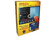 MAGic screen magnification and screen reading software